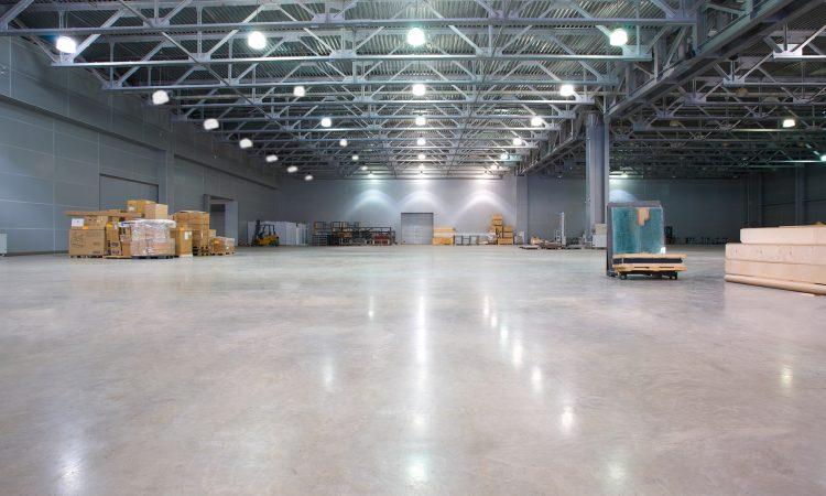 Malerfirma Siegen_Industrie Boden verlegen