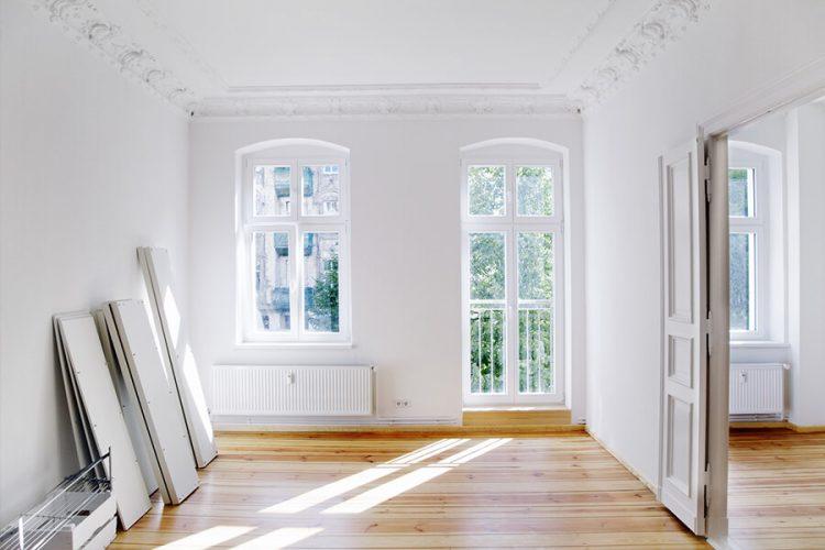 innenanstrich w nde decken streichen lassen von maler bax. Black Bedroom Furniture Sets. Home Design Ideas
